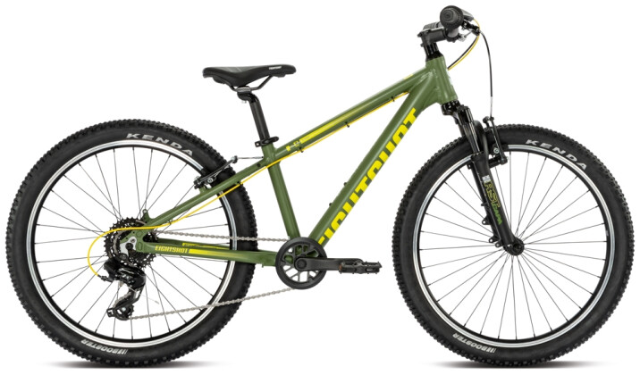 Kinder / Jugend Eightshot X-COADY 24 FS / 8 green 2021