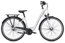 Citybike FALTER C 4.0 Wave white-red