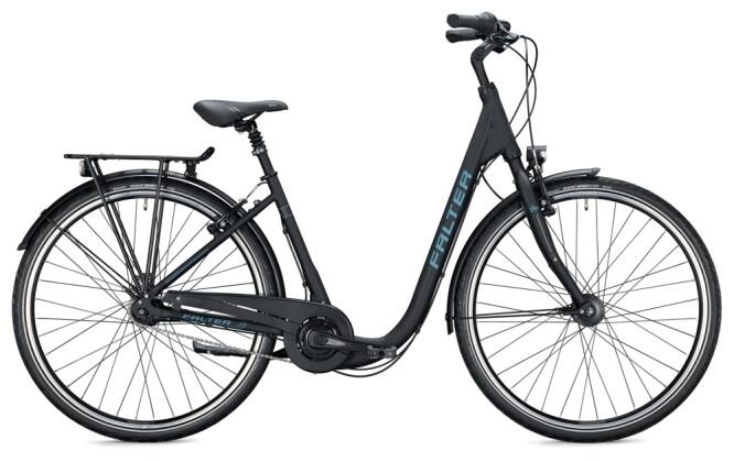 Citybike FALTER C 4.0 Comfort midnight black 2021
