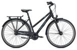 Citybike FALTER C 4.0 Trapez midnight black
