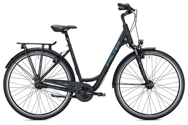 Citybike FALTER C 4.0 Wave midnight black 2021