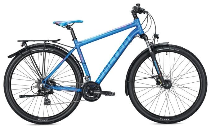 Mountainbike FALTER FX 924 ND Diamant dark blue-red 2021