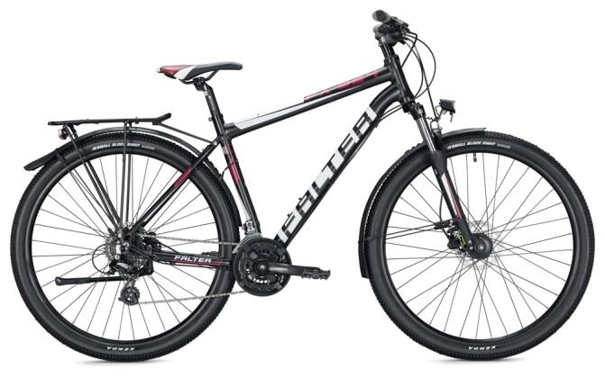 Mountainbike FALTER FX 924 ND Diamant black 2021