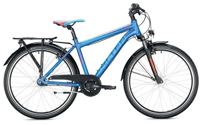 Kinder / Jugend FALTER FX 607 ND Diamant dark blue-red 2021