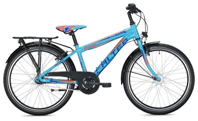 Kinder / Jugend FALTER FX 407 ND Diamant light blue-orange 2021