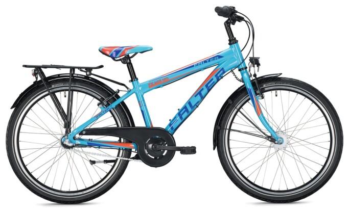 Kinder / Jugend FALTER FX 403 ND Diamant light blue-orange 2021