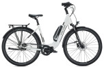 e-Citybike FALTER E 8.2 FL 500 Wave white-grey