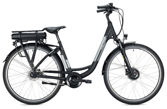 e-Citybike FALTER E 4.0 RT Wave black 2021