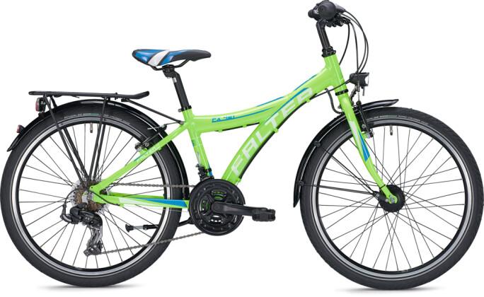 Kinder / Jugend FALTER FX 421 PRO Y-Type green 2021