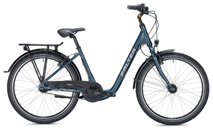 Citybike FALTER C 3.0 Comfort blue 2021