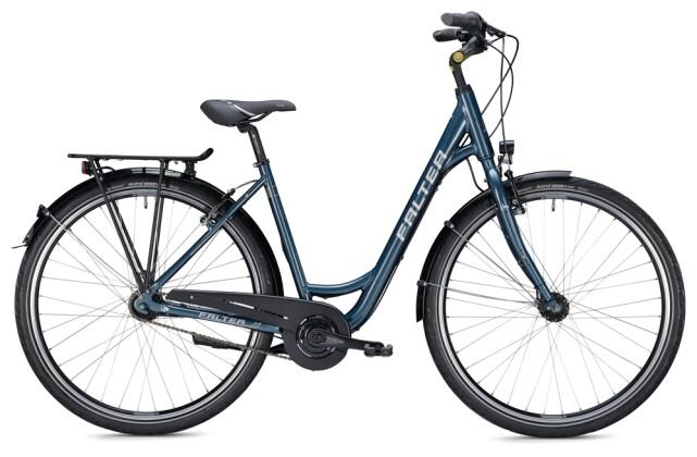 Citybike FALTER C 3.0 Wave blue 2021