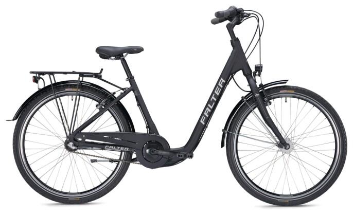 Citybike FALTER C 2.0 Comfort black 2021
