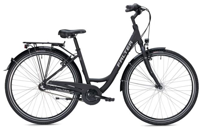 Citybike FALTER C 2.0 Wave black 2021