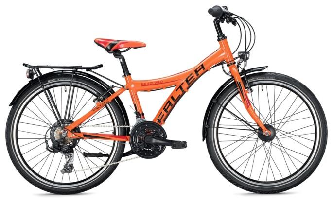 Kinder / Jugend FALTER FX 421 PRO Y-Type orange 2021