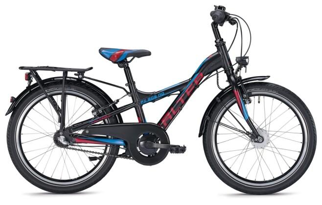 Kinder / Jugend FALTER FX 203 ND Y-Lite black 2021
