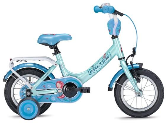 "Kinder / Jugend FALTER MERMAID 16"" Wave turquoise 2021"