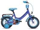 """Kinder / Jugend FALTER PIRAT 12"""" Wave blue"""