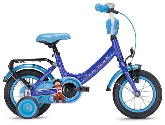 """Kinder / Jugend FALTER PIRAT 12"""" Wave blue 2021"""