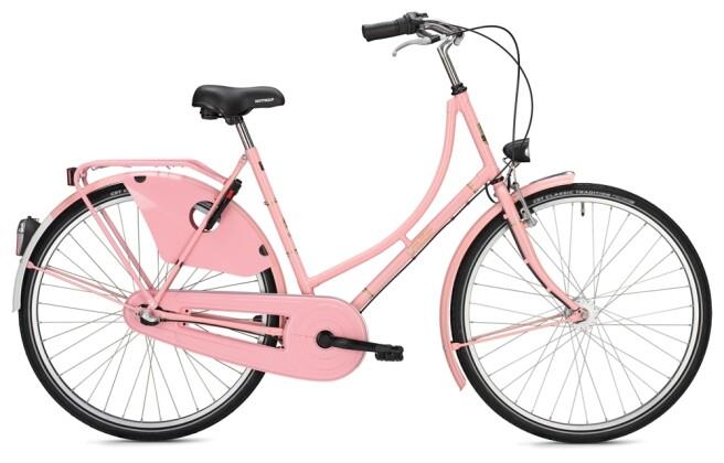 Hollandrad FALTER H 1.0 Classic old pink 2021