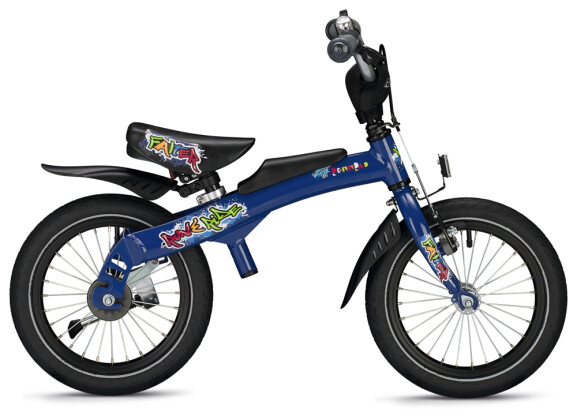 Kinder / Jugend FALTER RUN & RIDE blue 2021