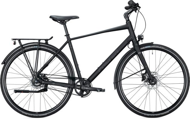 Urban-Bike FALTER U 8.0 Diamant sublime black 2021