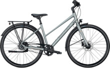 Urban-Bike FALTER U 7.0 Trapez titanium