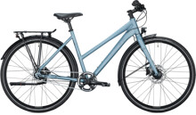 Urban-Bike FALTER U 6.0 Trapez orient blue