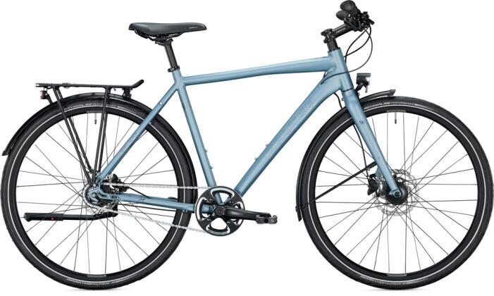 Urban-Bike FALTER U 6.0 Diamant orient blue 2021