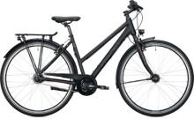 Urban-Bike FALTER U 4.0 Trapez black metal