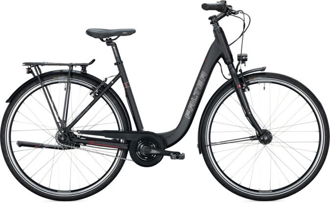 Urban-Bike FALTER U 4.0 Wave black metal 2021