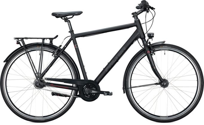 Urban-Bike FALTER U 4.0 Diamant black metal 2021