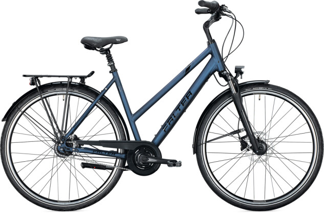 Citybike FALTER C 5.0 Trapez night blue 2021
