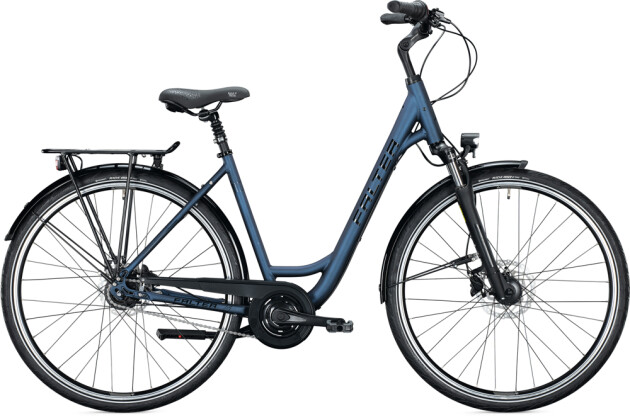 Citybike FALTER C 5.0 Wave night blue 2021
