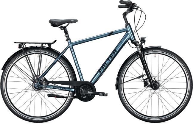 Citybike FALTER C 5.0 Diamant night blue 2021