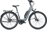 e-Citybike FALTER E 8.2 RT 500 Wave anthracite-grey