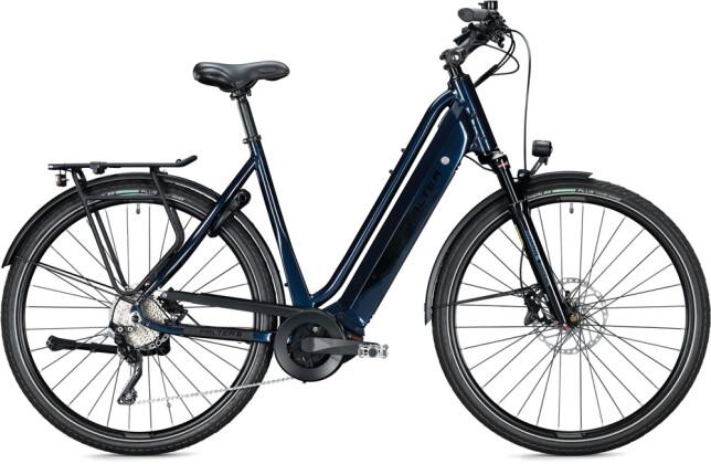 e-Citybike FALTER E 9.8 KS PLUS Wave dark blue-black 2021