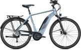 e-Citybike FALTER E 9.5 KS Diamant steel blue