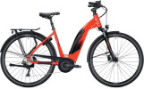 e-Citybike FALTER E 9.5 KS Wave planet red