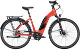 e-Citybike FALTER E 9.5 FL Wave planet red