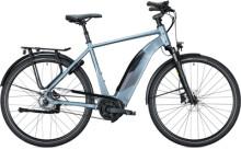 e-Citybike FALTER E 9.5 FL Diamant steel blue