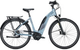 e-Citybike FALTER E 9.5 FL Wave steel blue