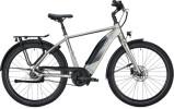 e-Citybike FALTER E 9.4 SUB FL Diamant sparkling titanium