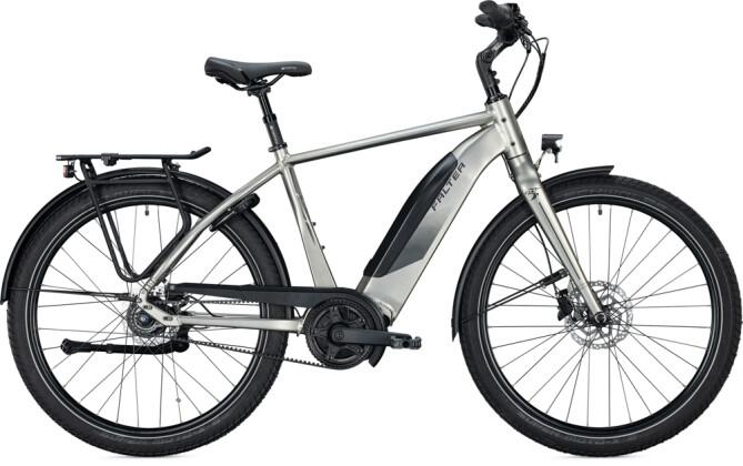 e-Citybike FALTER E 9.4 SUB FL Diamant sparkling titanium 2021
