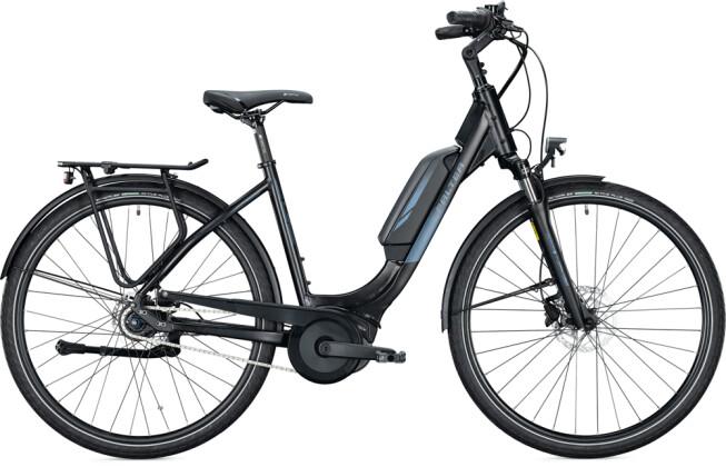 e-Citybike FALTER E 9.0 RT 500 Wave black-dark blue 2021