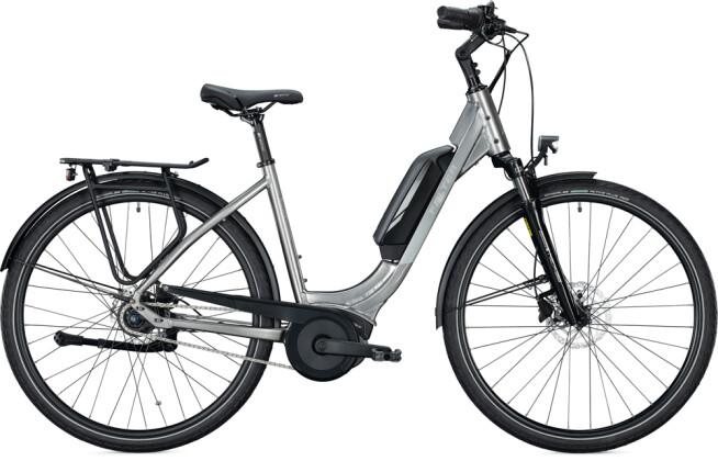 e-Citybike FALTER E 9.0 FL 500 Wave titanium 2021