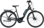 e-Citybike FALTER E 9.0 FL 500 Wave black-dark blue