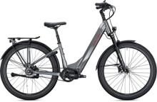 e-Citybike FALTER E 8.8 SUB FL Wave grey metallic