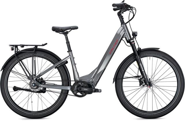 e-Citybike FALTER E 8.8 SUB FL Wave grey metallic 2021