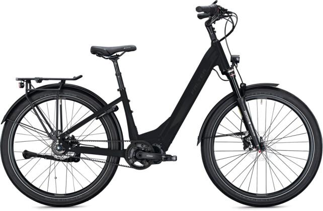 e-Citybike FALTER E 8.8 SUB FL Wave sublime black 2021