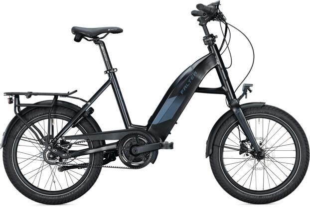 e-Kompaktrad FALTER E COMPACT 2.5 FL black-dark blue 2021